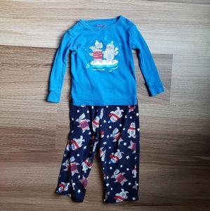 Cat & Jack Winter Pajamas